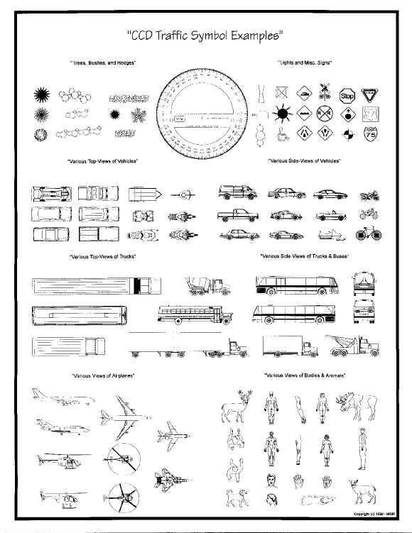 Ccd Symbols